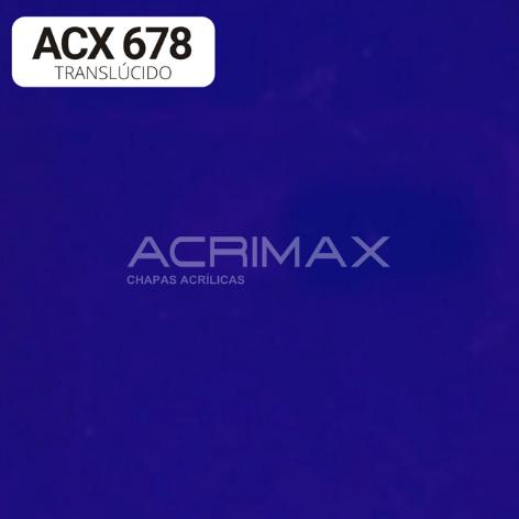 AZUL-Linha Clássica 21